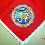 北九州第37団ネッカチーフ_37周年